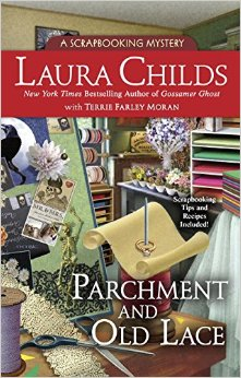 Cover of Parchment and Old Lace Book